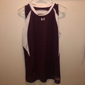 Women's Under Armour Muscle Tee